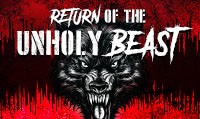 Running music mix entitled Return Of The Unholy Beast from Rock My Run