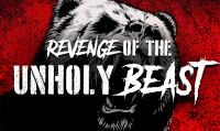 Running music mix entitled Revenge Of The Unholy Beast from Rock My Run