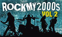 Running music mix entitled RockMy2000s Vol. 2 from Rock My Run