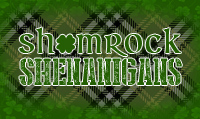 Running music mix entitled Shamrock Shenanigans from Rock My Run