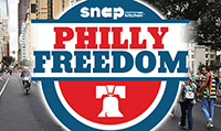 Running music mix entitled Philly Freedom from Rock My Run