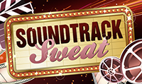 Running music mix entitled Soundtrack Sweat from Rock My Run