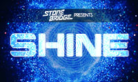Running music mix entitled StoneBridge Presents Shine from Rock My Run