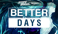 Running music mix entitled StoneBridge Presents Better Days from Rock My Run