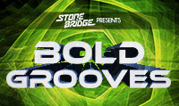 Running music mix entitled StoneBridge Presents Bold Grooves from Rock My Run