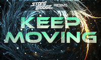 Running music mix entitled StoneBridge Presents Keep Moving from Rock My Run