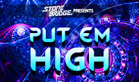 Running music mix entitled StoneBridge Presents Put Em High from Rock My Run