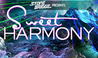 Running music mix entitled StoneBridge Presents Sweet Harmony from Rock My Run
