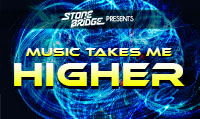 Running music mix entitled Music Takes Me Higher from Rock My Run