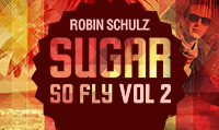 Running music mix entitled Sugar So Fly Vol. 2 from Rock My Run