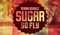 Running music mix entitled Sugar So Fly from Rock My Run