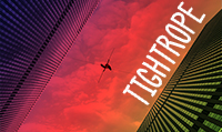 Running music mix entitled Tightrope from Rock My Run