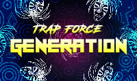 Running music mix entitled Trap Force Generation from Rock My Run