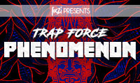 Running music mix entitled Trap Force Phenomenon from Rock My Run