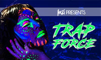 Running music mix entitled Trap Force from Rock My Run