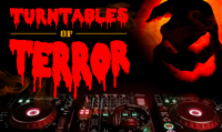 Running music mix entitled Turntables Of Terror from Rock My Run