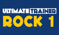 Running music mix entitled ULTIMATE TRAINER ROCK 1 from Rock My Run
