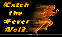 Running music mix entitled Catch The Fever Vol. 2 from Rock My Run