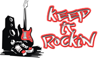 Running music mix entitled Keep it Rockin from Rock My Run