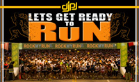 Running music mix entitled Let's Get Ready to Run from Rock My Run
