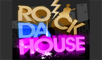 Running music mix entitled Rock Da House from Rock My Run