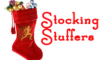 Running music mix entitled Stocking Stuffers from Rock My Run