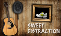 Running music mix entitled Sweet Distraction from Rock My Run