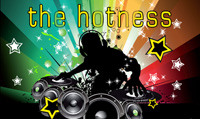 Running music mix entitled The Hotness from Rock My Run